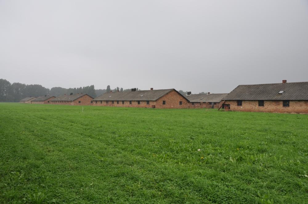 Baracken Konzentrationslager Auschwitz-Birkenau