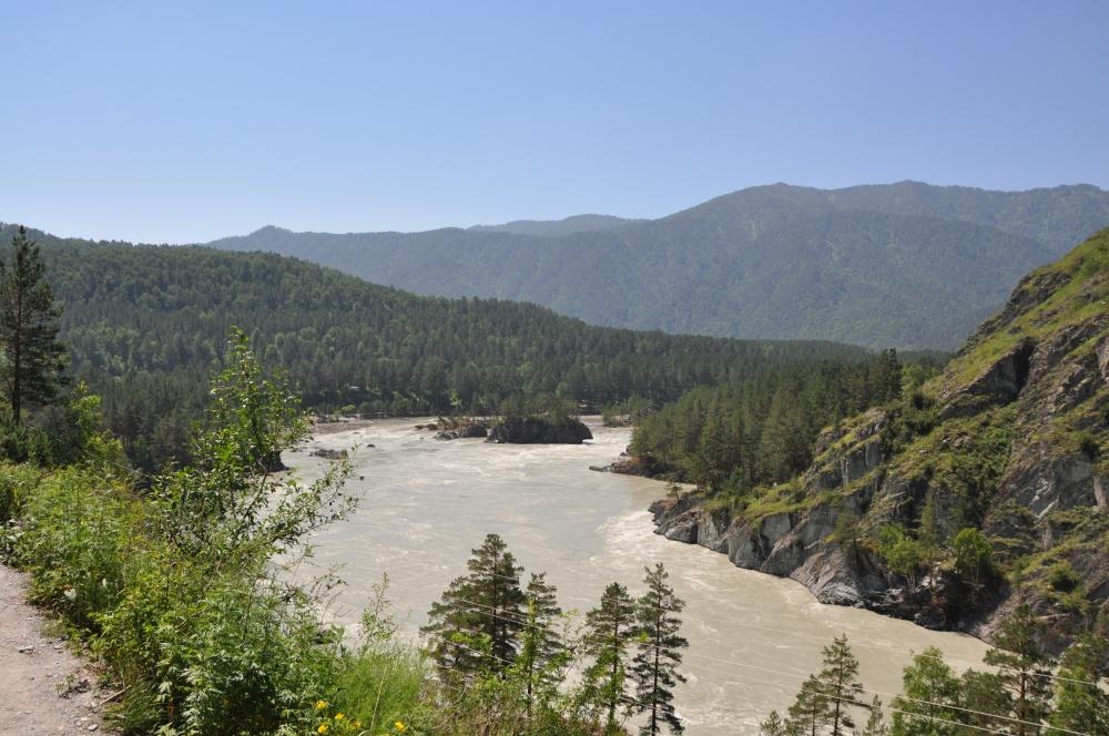 Fluss Katun