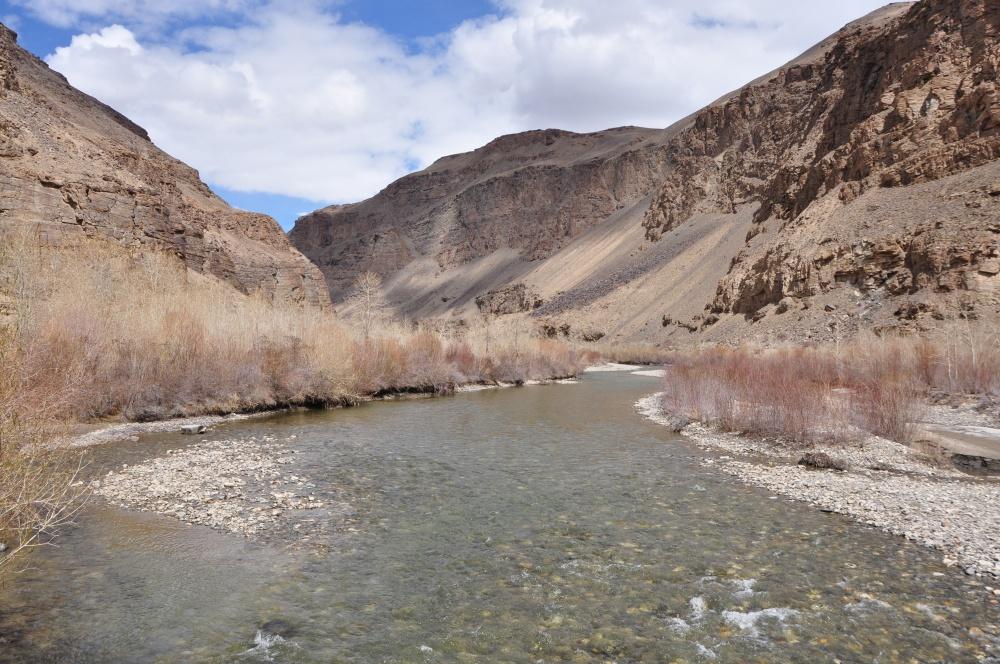 Fluss Shokh Dara