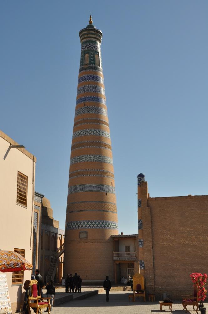 Islom-Hoja Minarett, Khiva