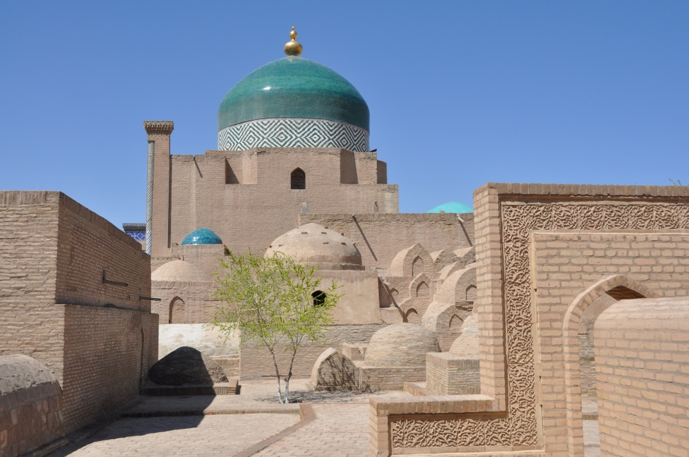 Juma Moschee, Khiva