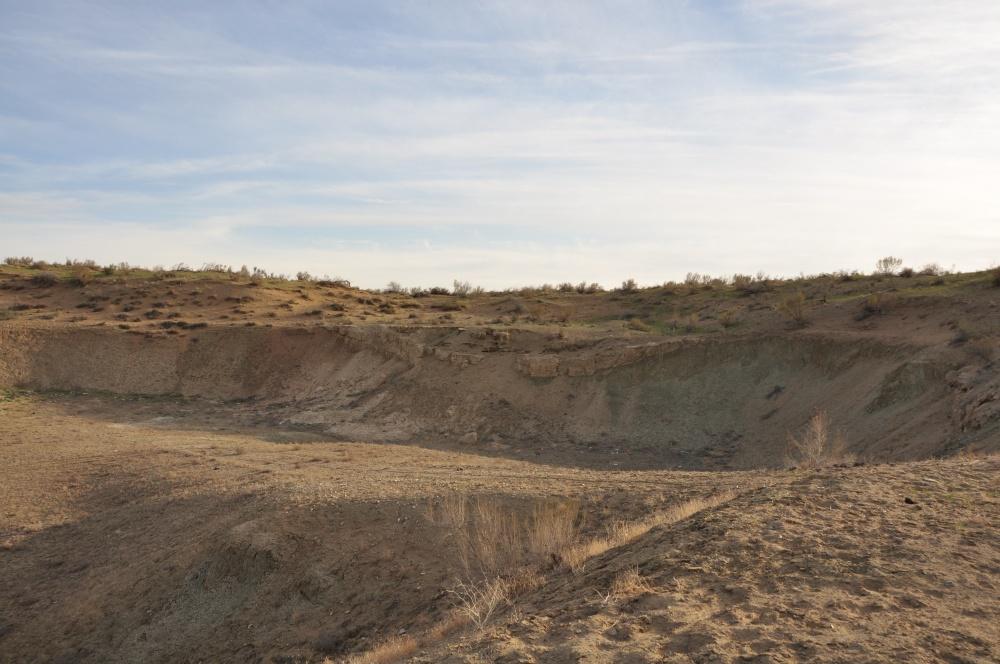 Kysylkum Wüste, Usbekistan