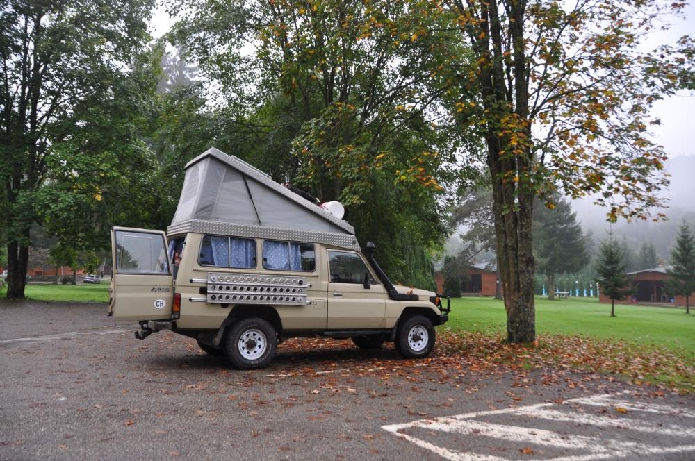 Manny Campingplatz Tschechien