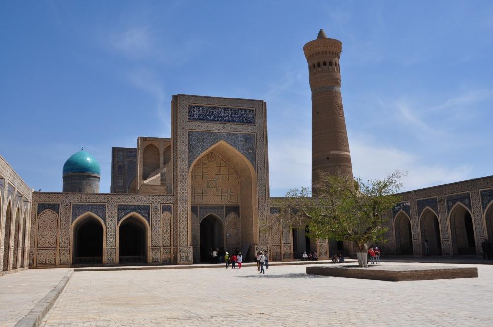 Mir-i-Arab Medressa, Buchara