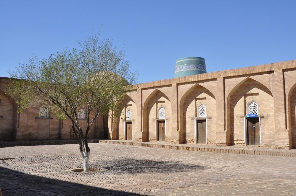 Mohammed Rakhim Khan Medressa in Khiva