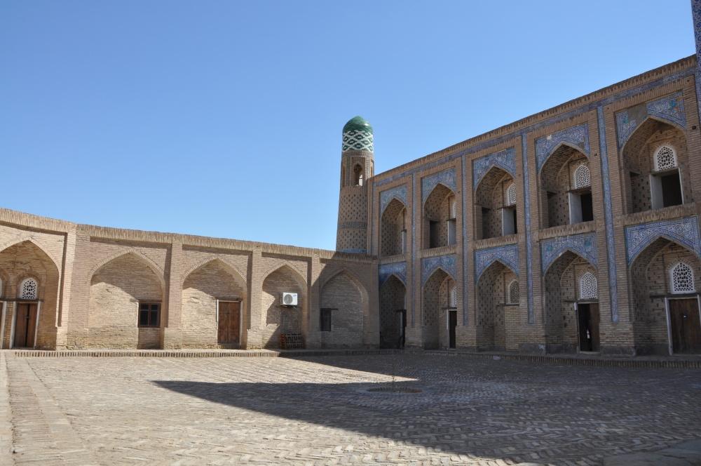 Mohammed Rakhim Khan Medressa, Khiva