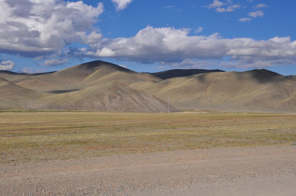 Mongolischer Hügel