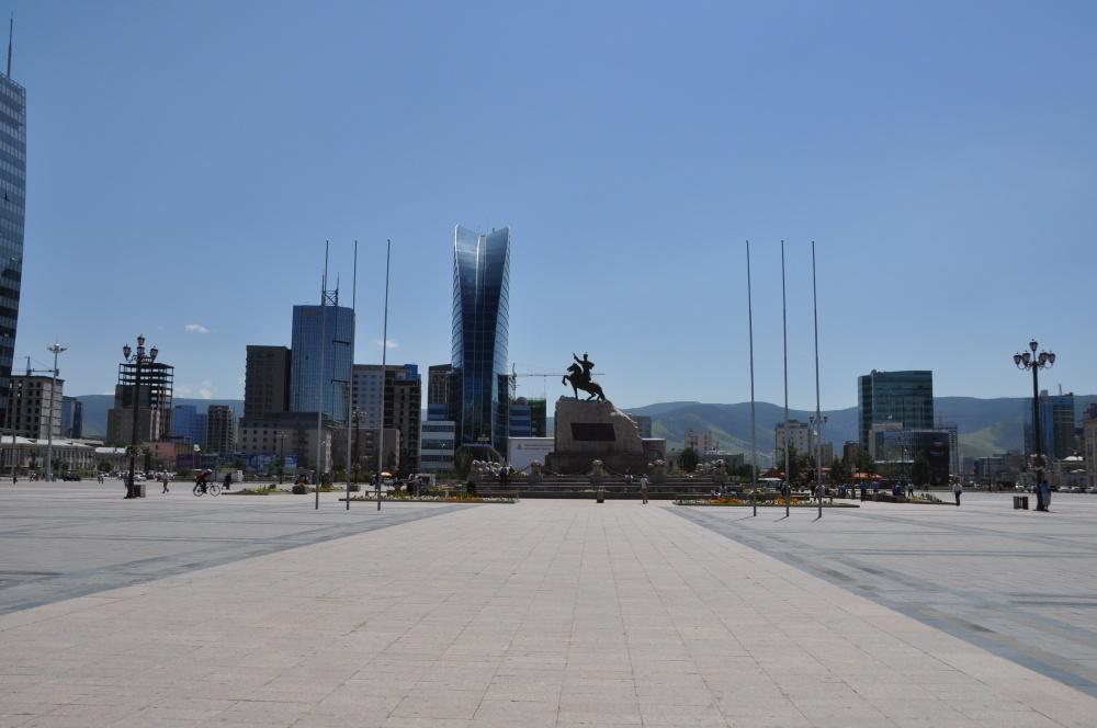 Skyline Ulaanbaatar