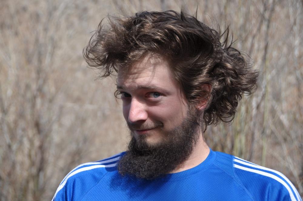 Tobi Frisur Portrait