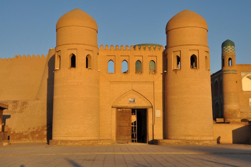 Westtor zur Altstadt Khiva