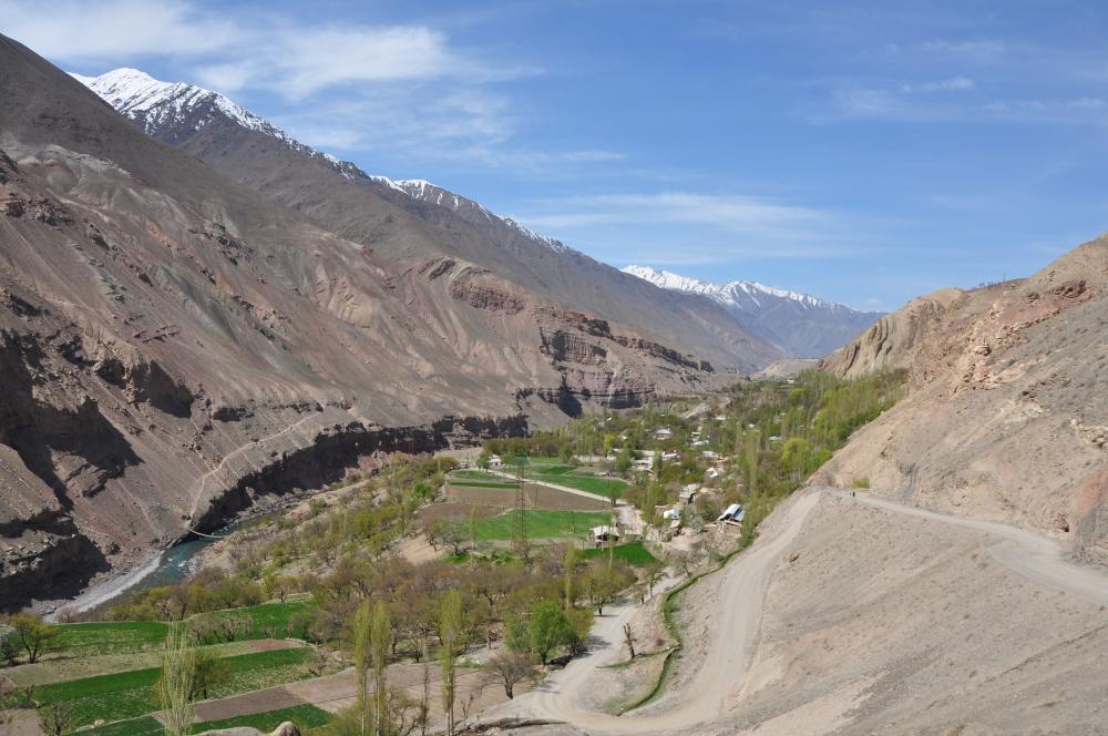 Zerafshan Tal