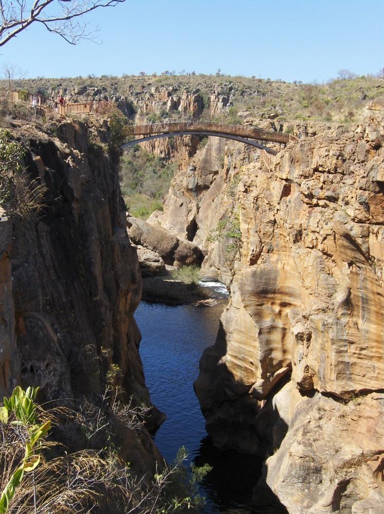 Brücke über den Blyde River