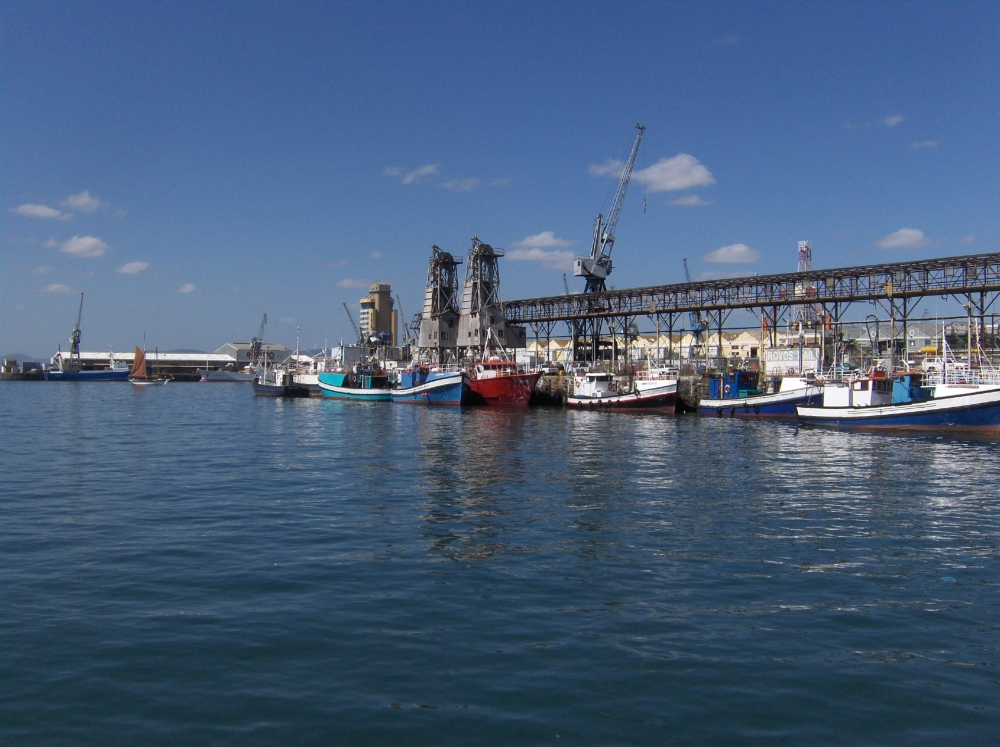 Hafen Kapstadt