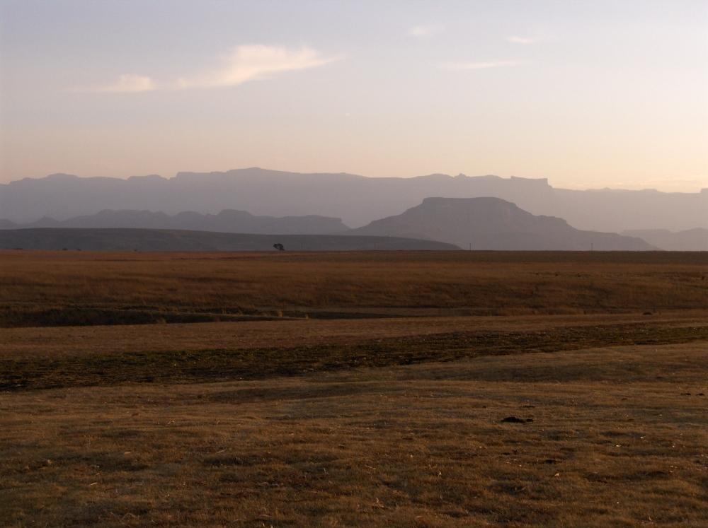 KwaZulu-Natal und Drakensberge