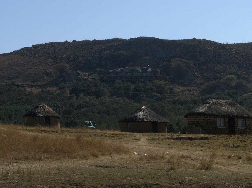 Lodge am Hügel