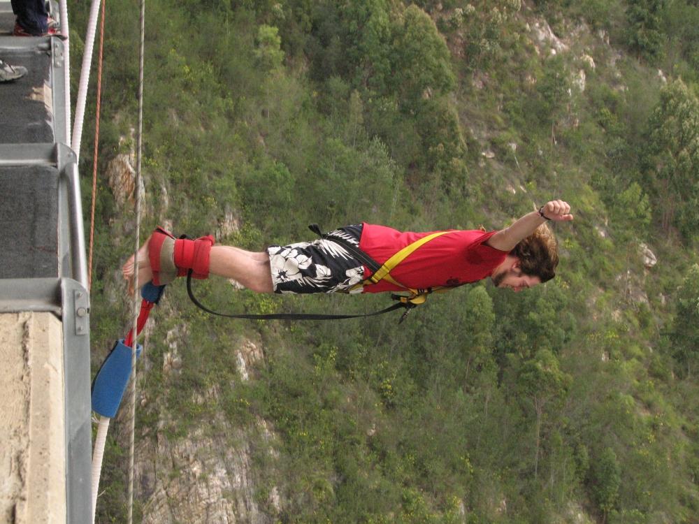 Tobi Bungee Jump