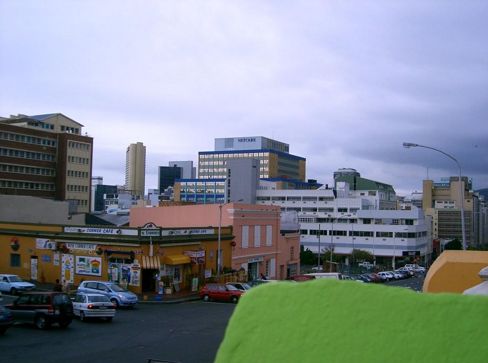 Wohnviertels Bo Kaap