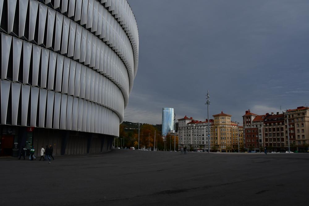 Fussballstadion Bilbao