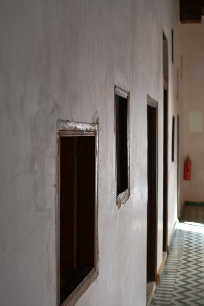 Fes Koranschule Zimmer