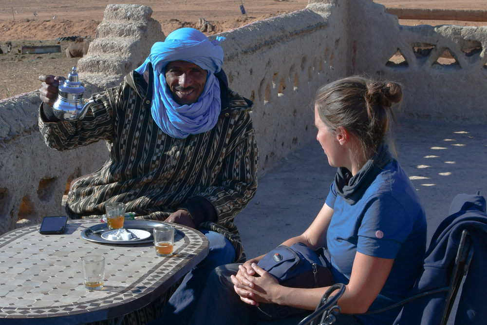 Marokkaner bei Tee Fraenzi