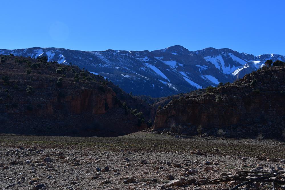 Schneeberg nahe Cirque de Jaffar