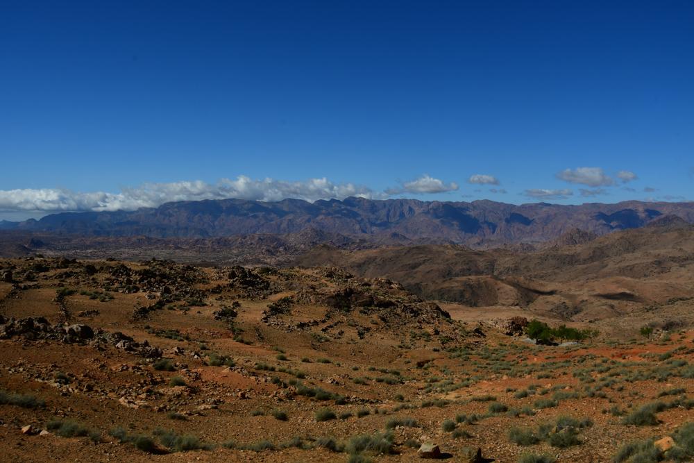 Bergregion um Tafraoute
