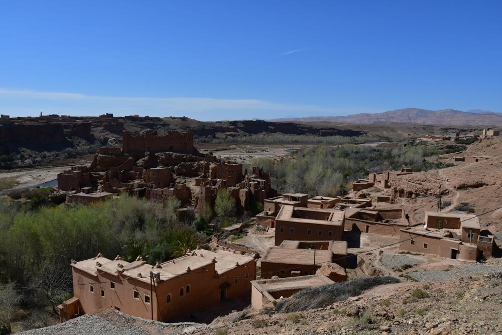 Kasbah unterwegs im Rosental