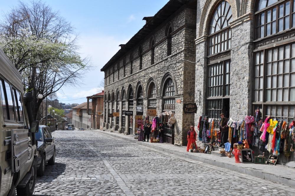 Boutiquen in Seki