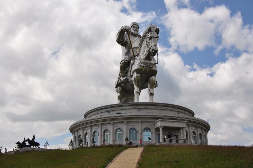 Chingis Khan Statue