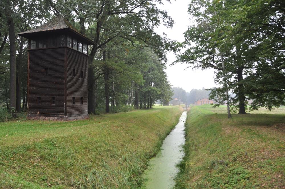 Entwässerungsgraben Auschwitz-Birkenau
