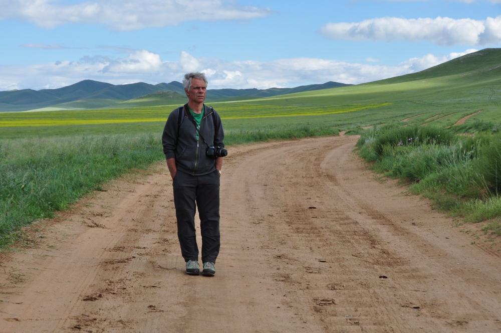 Markus in Mongolei