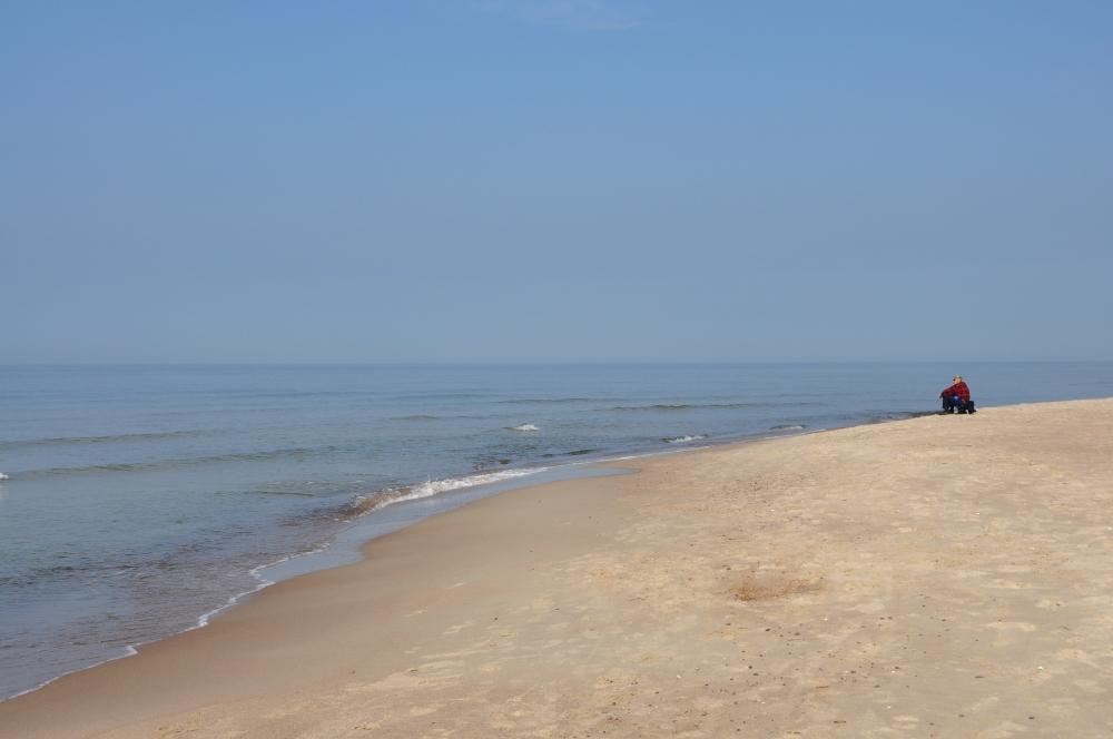 Strand Litauen