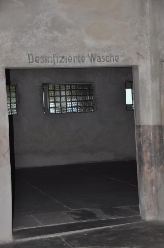 Waschanlage Auschwitz-Birkenau