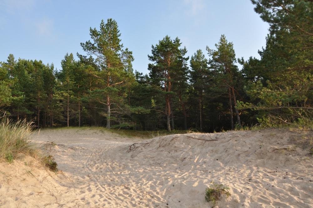 Westküste Lettland