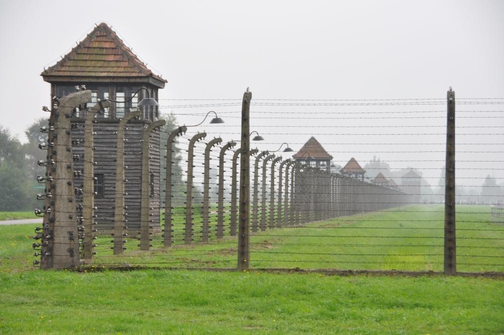 Zaun Auschwitz-Birkenau