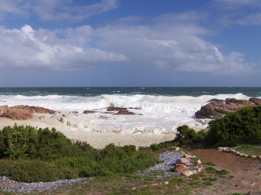 Küste von Lambert's Bay