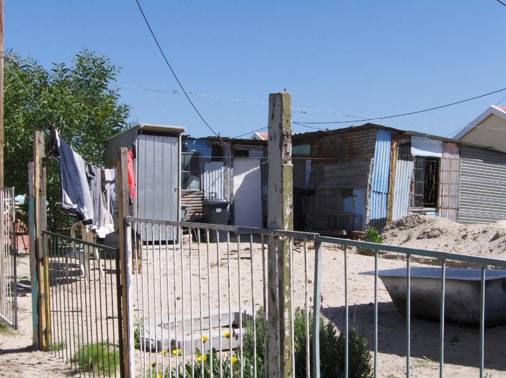 Township in Kapstadt