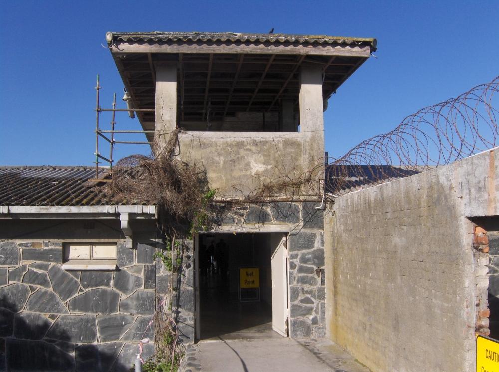 Wachturm des Gefängnis