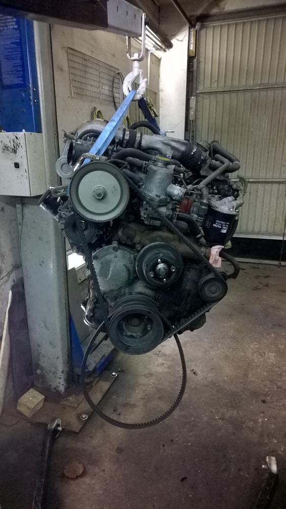 Motor 13B-T Turbo