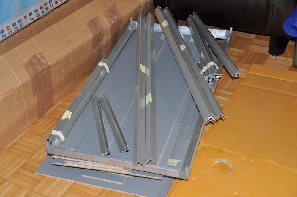 Casemaker Innenausbau Vorbereitung
