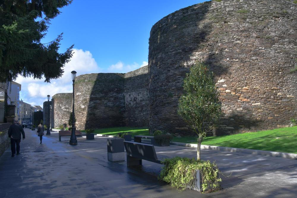 Roemische Stadtmauer Lugo