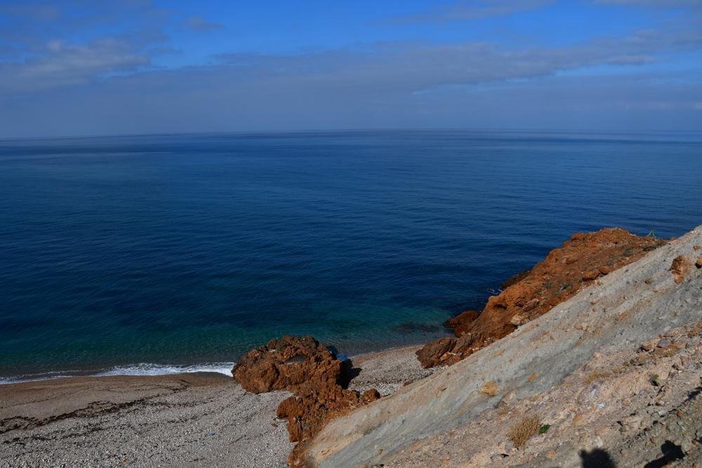 Tuerkis Wasser Mittelmeer Kueste