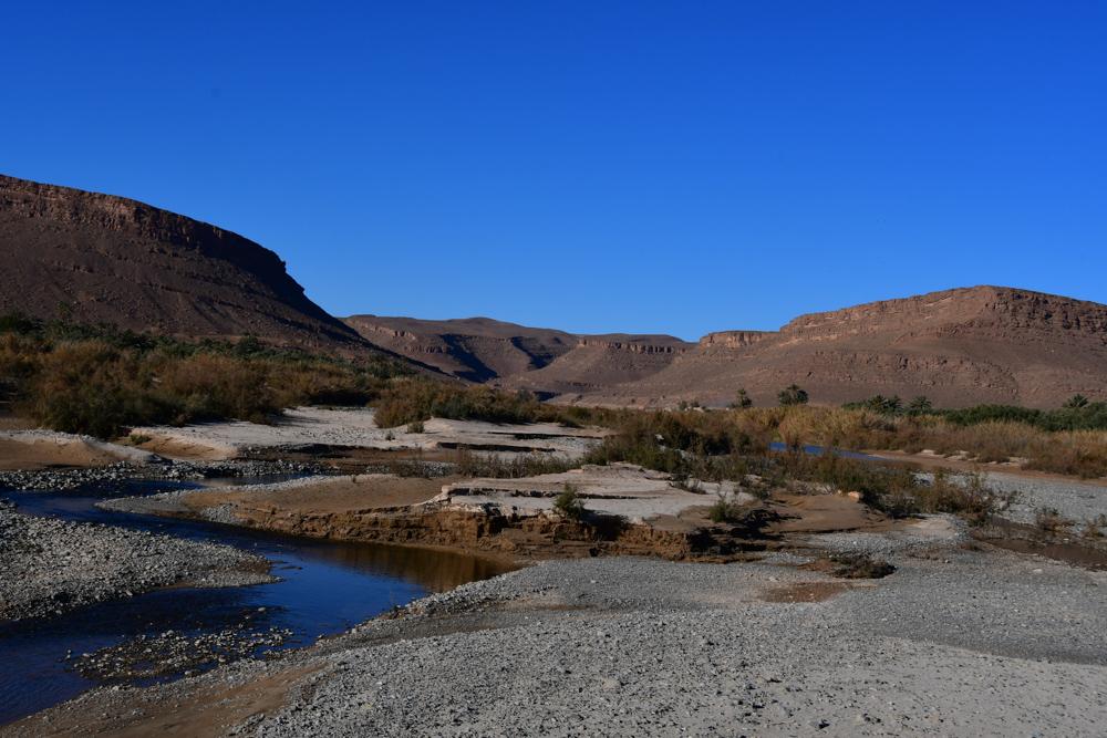 Fluss Wasser Oued Guir