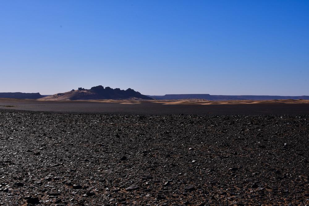 Jebel Bega schwarze Wueste