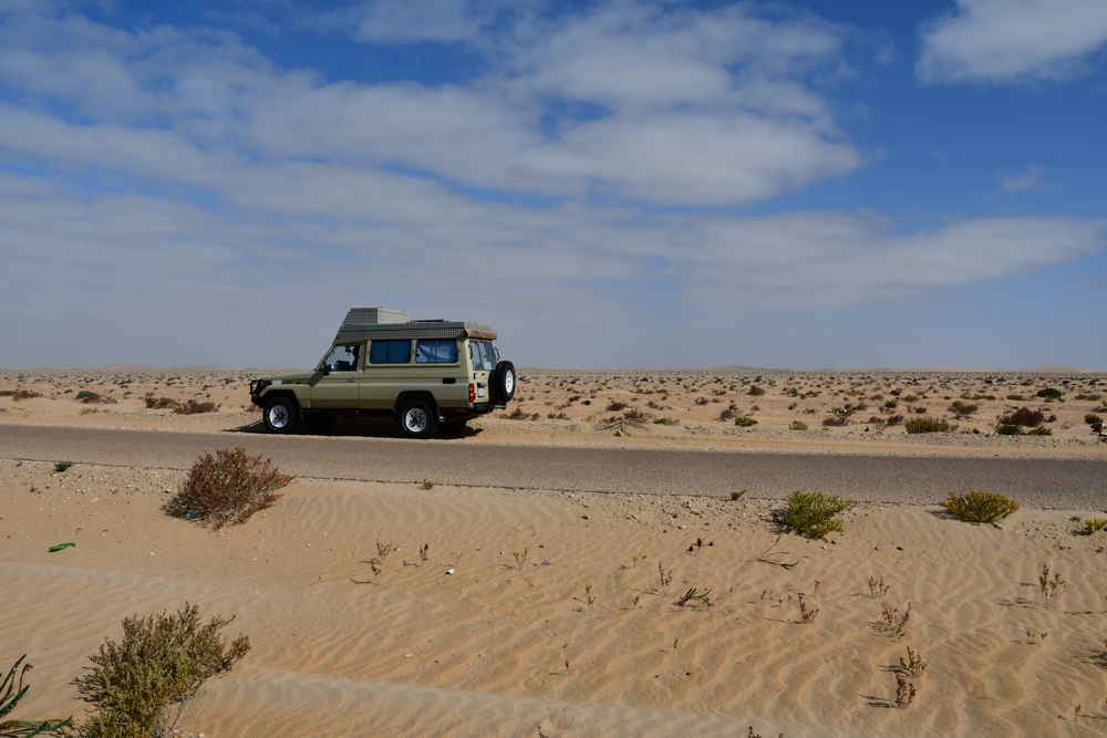 Manny Westsahara Sand