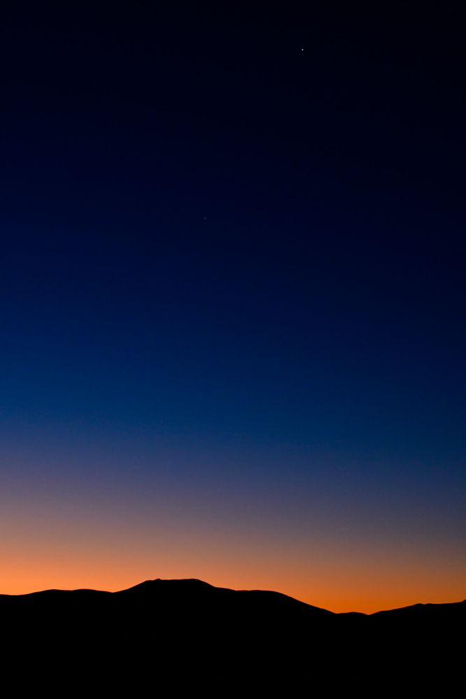 Sonnenaufgang Erg Chebbi